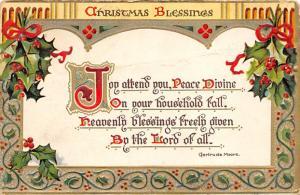 Christmas 1909