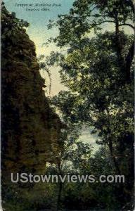 Canyon at Medicine Park Lawton OK 1911