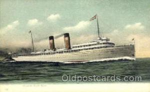 Steamer North West Ship Shps, Ocean Liners,  Postcard Postcards  Steamer Nort...