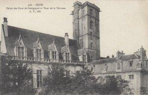 DIJON , France, 00-10s; Palais des Ducs de Bourgogne et Tour de la Terrasse