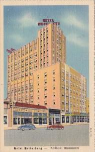 Mississippi Jackson Hotel Heidelberg