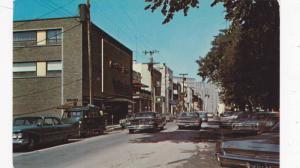 La rue du Roi , SOREL , Quebec , Canada , 50-60s