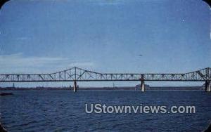 George Rogers Clark Memorial Bridge Louisville KY Unused