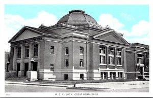 Kansas Great Bend Methodist Episcopal Church