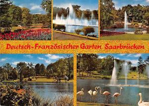 Landeshauptstadt Saarbruecken Garten im Deutschmuehlental Lake Park