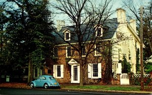 Delaware Dover Ridgely House On The Green