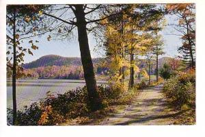 Peaceful Scene, Photo Frank J Miller, CDS Cancel, Jackson's Point, Ontario