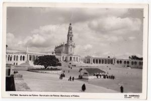 Fatima, Santuario de Fatima