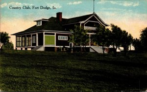 Iowa Des Moines Country Club Fort Dodge