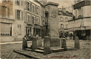 CPA CHAMPIGNY Place d'Armes (869379)