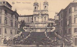 Italy Roma Rome Place d'Espagne