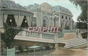 Postcard Old Vichy Casino Given Approval