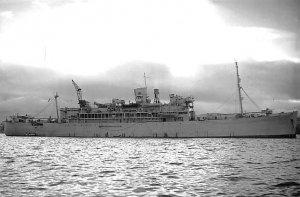 HMS Cilicia Ship Unused