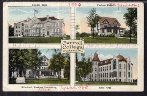 Carroll College,Waukesha,WI BIN