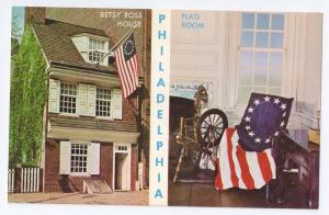 Philadelphia PA Betsy Ross House American Flag