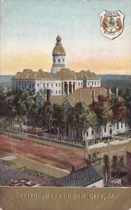 Capitol Jefferson City Missouri 1911