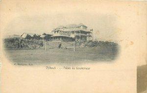 Djibouti Governor Palace