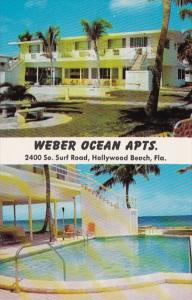 Florida Hollywood Beach Weber Ocean Apartments