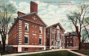 Harvard Athletic Ass., Harvard Ciollege, Cambridge, Massachusetts, PU-1910