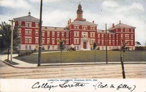 Mo. Kansas City, Loretta Academy