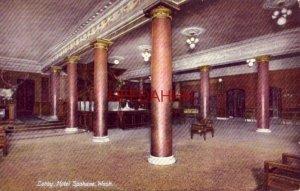LOBBY, HOTEL SPOKANE, WASHINGTON