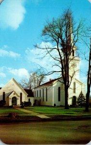 New York Cooperstown Presbyterian Church 1964