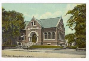 Public Library, Amesbury, Massachusetts, 00-10s