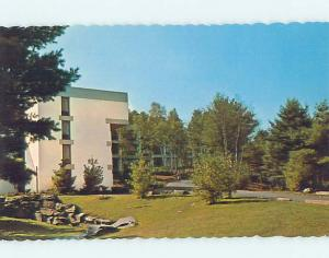 Unused Pre-1980 STUDENT RESIDENCE AT COLBY COLLEGE Waterville Maine ME L8465