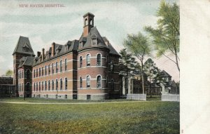 NEW HAVEN ,  Ct, 1901-07 ; Hospital