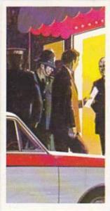 Brook Bond Tea Vintage Trade Card Police File 1977 No 17 Powers Of Search