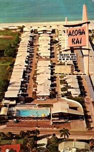 Florida Sarasota Siesta Key Aloha Kai Resort 1981
