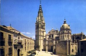 POSTAL 57012: Toledo Catedral Vistal general