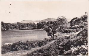 Wales Dolgelly Llyn Cynwch and Cader Idris 1953 Real Photo
