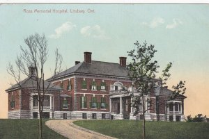 LINDSAY , Ontario, Canada , 1900-10s ; Ross Memorial Hospital, version 4