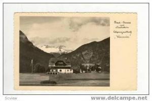 RP Bad-Ousse mit Dachstein,Alpengasthof  WASNERIN , Pu 1032, Austria
