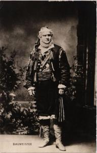 CPA Bernhard Baumeister THEATRE STAR (643141)