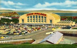 California San Francisco The Cow Palace 1958