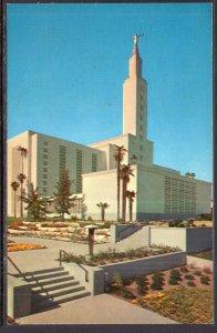 Mormon Temple,Los Angeles,CA