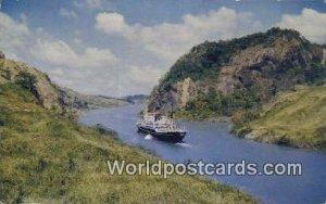 Gaillard Cut, Culebra Cut Panama Canal Republic of Panama Unused
