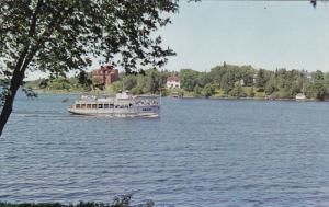 Argyle Ferry Daily Sightseeing Tours, Kenora, Ontario, Canada, 50-60s