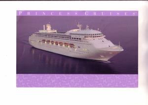 Oversize, Princess Cruise Ship, Caribbean