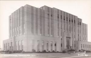 RP: VANCOUVER , Washington , 1930s-50s; Court House