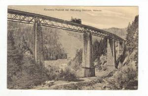Ravenna-Viadukt Bei Hollsteig-Sternen, Höllental, Germany, 1900-1910s