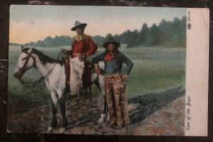 1920 Omro Wi USA Picture Postcard Covers  Native American Two Of The Boys