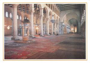 Syria Postcard, Damascus - Omayyad Mosque, Middle East U17