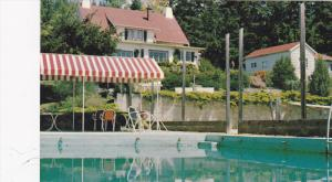 Swimming Pool,  Beautyrest Lodge & Cottage Resort,  Port Washington,  B.C.,  ...