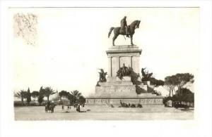 RP, Monumento A Giusoppe Garibaldi, Roma (Lazio), Italy, 1920-1940s