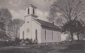 Michigan Oshtemo Methodist Church Albertype