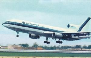 Eastern Airlines Lockheed L-1011 TriStar Landing At Miami International Airpo...