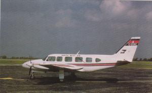 Southwest Air Piper Navajo Chieftan C-GSWC on Tarmac